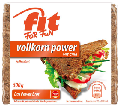 Small 6543 fit for fun vollkorn power web
