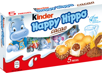Small 6544 kinder happy hippo cacao web