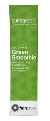 Small 6655 feinstoff green smoothie