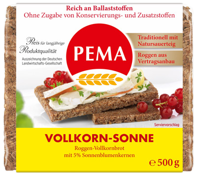 Small 6656 pema plus vollkorn sonne 500g web