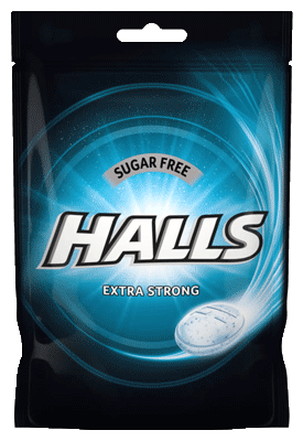 Small halls extra strong web