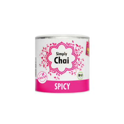 Small simply chai spicy mini 3c