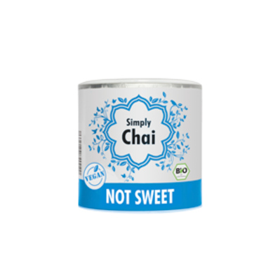 Small simply chai not sweet mini 3c