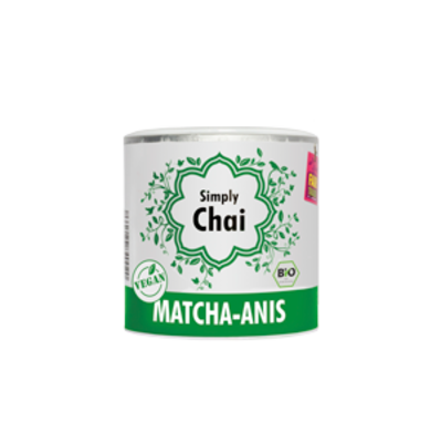 Small simply chai matcha anis mini 3c