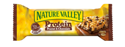 Small nature valley protein peanut chocolate