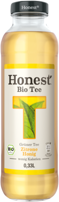 Small honest tee zitrone honig web