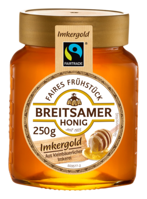 Small imkergold fairtade fluessig 250 ml