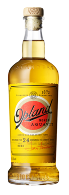 Small arcus opland norsk aquavit