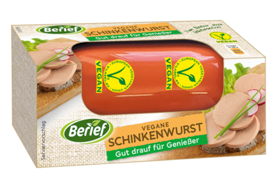 Small 3d schinkenwurst neu digital