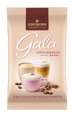Small 25562 5 gala caffe variation 100g pouch frontal