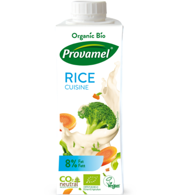 Small provamel cuisine rice 250ml edge d nl f e it pt front