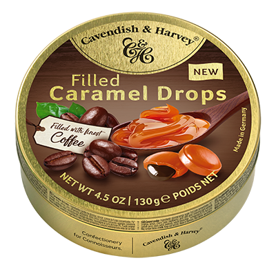 Small ch  caramel with coffee