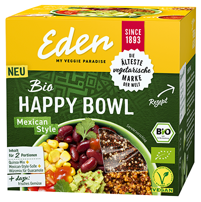 Bio Happy Bowl Mexican Style
