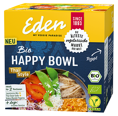 Bio Happy Bowl Thai Style