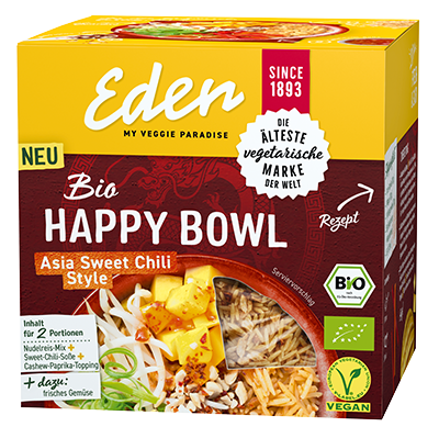 Bio Happy Bowl Asia Sweet-Chili Style