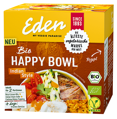 Bio Happy Bowl Indian Style