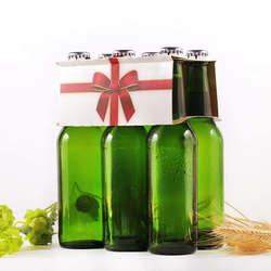 Sechsertraeger bier motiv geschenk
