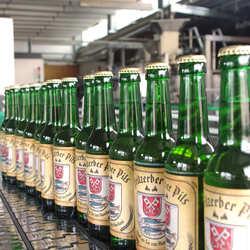 Premium bier handelsmarke