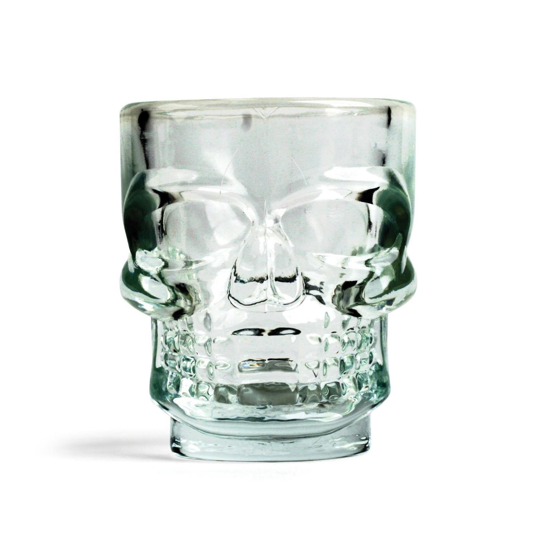 Shotglas schnapsglas skull totenkopf