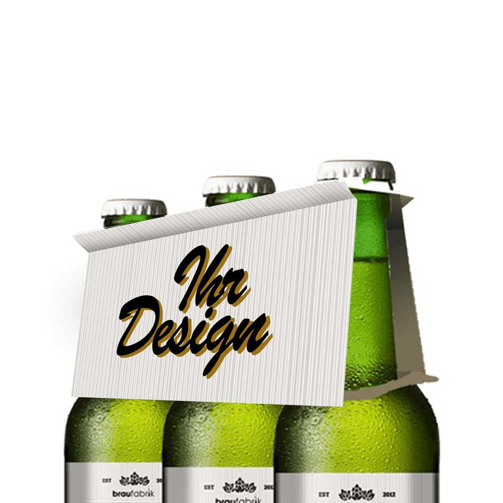 Dreiertraeger bier individuell
