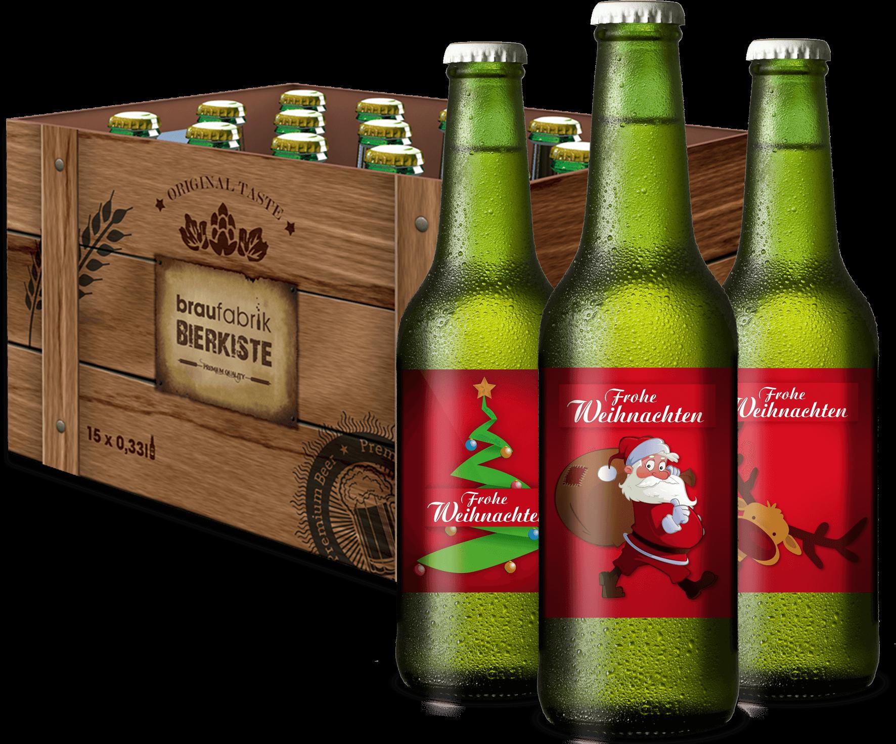 Bierbox christmas