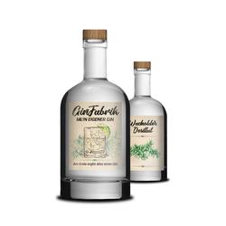 Ginfabrik flaschen
