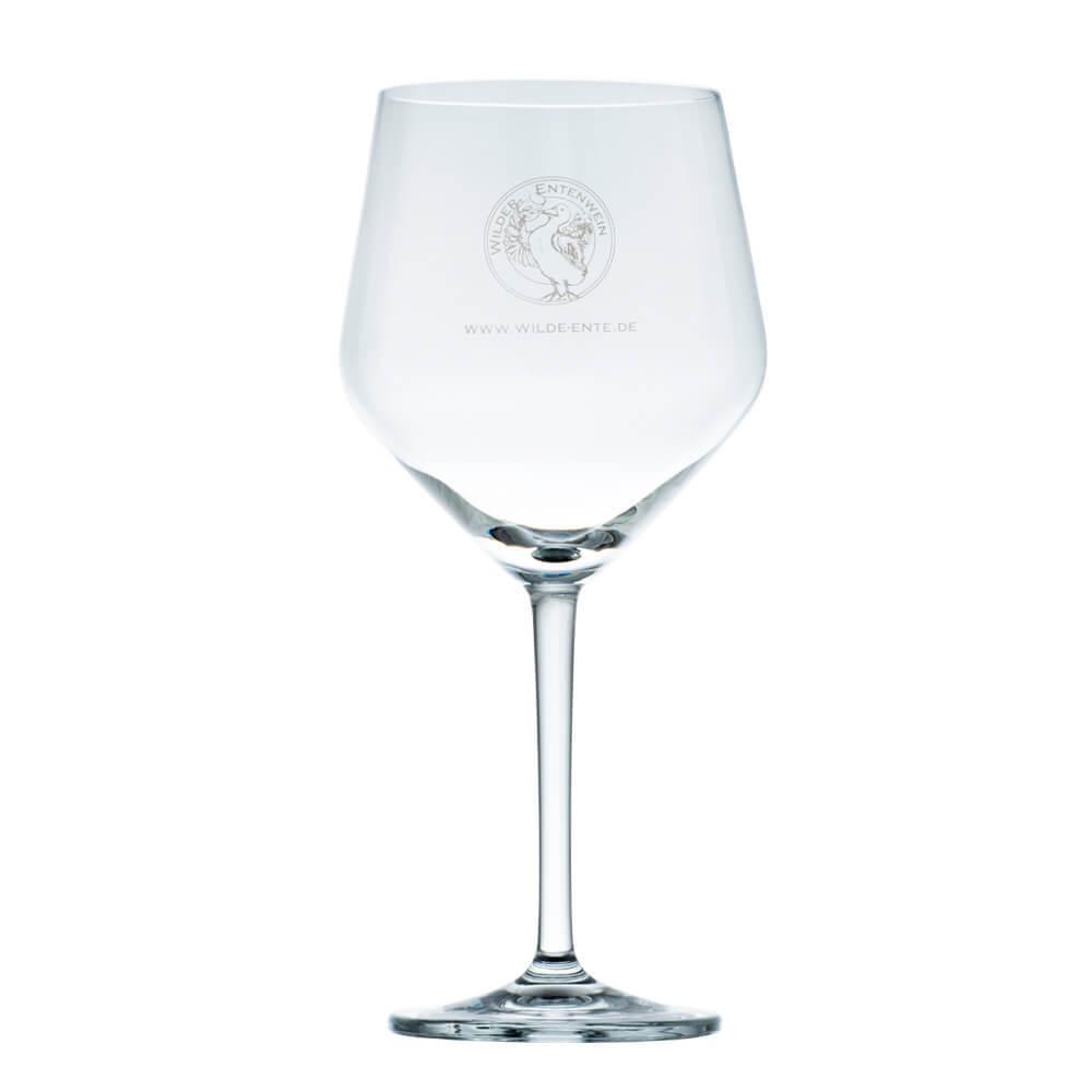 Weinglas we
