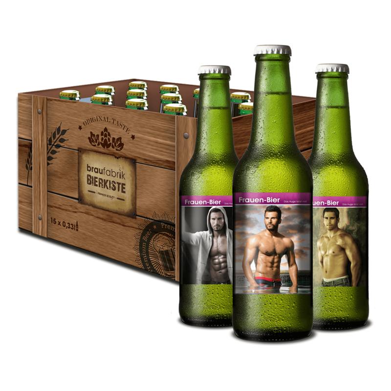Frauen bierbox
