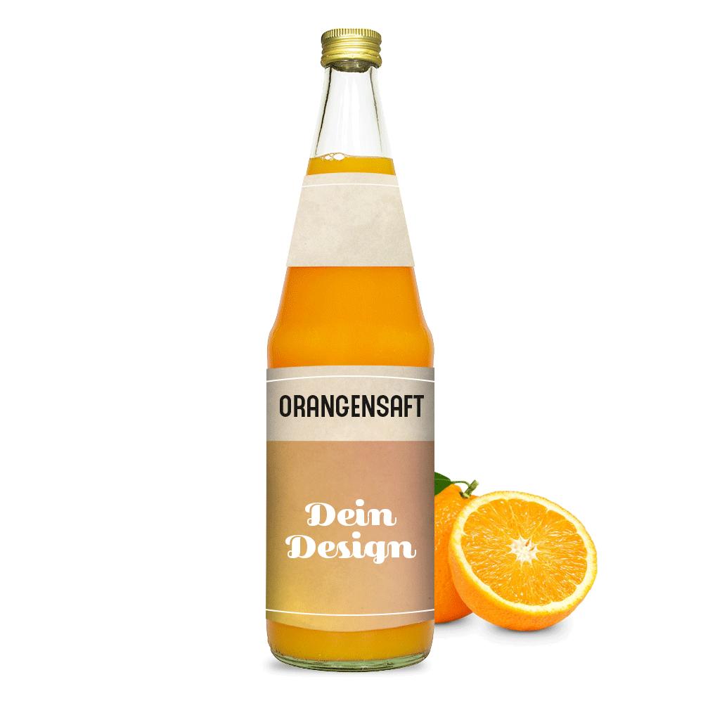 Werbemittel shop orangensaft
