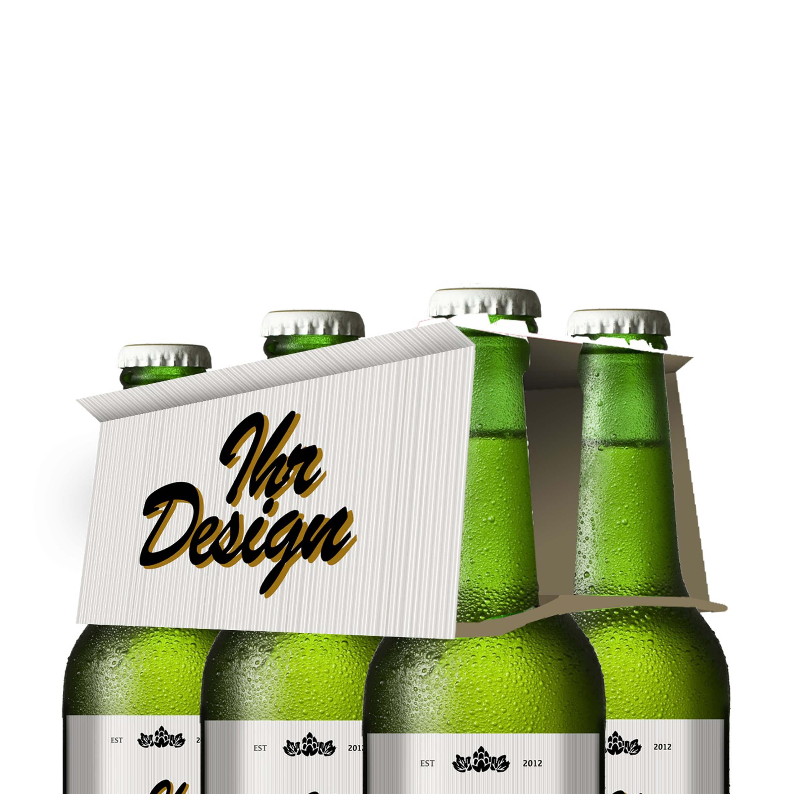 Sechsertraeger bier individuell