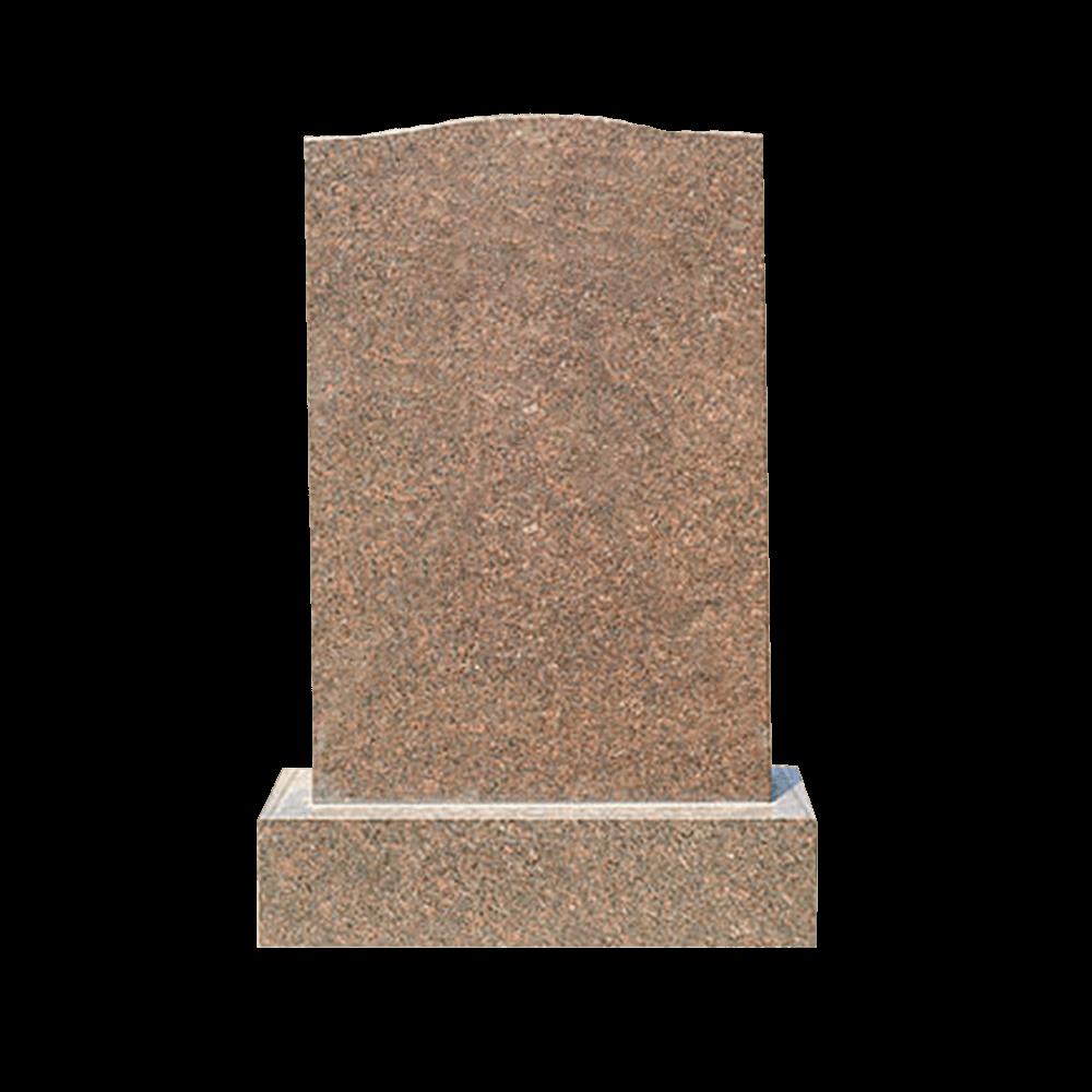 Grabstein hoch bronze