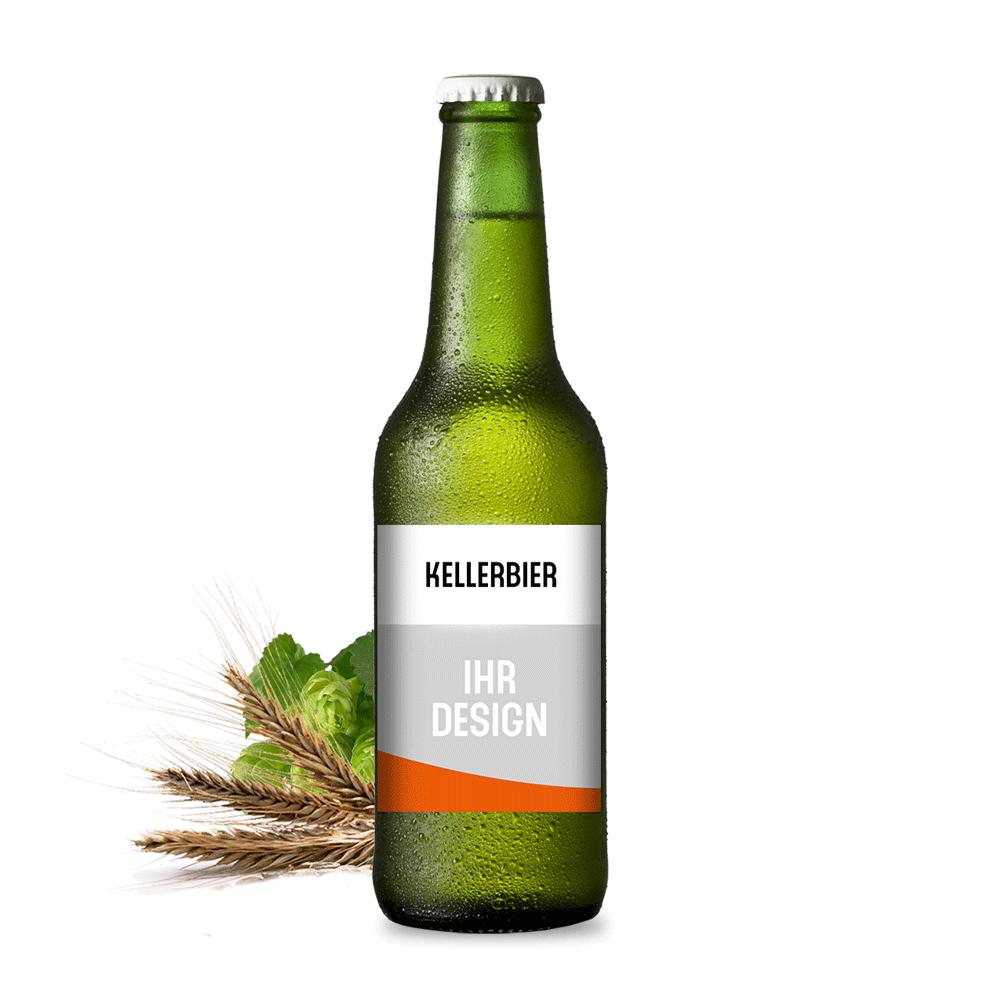 Werbemittel shop bier kellerbier