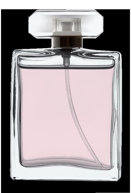 Parfumflasche fem rosa