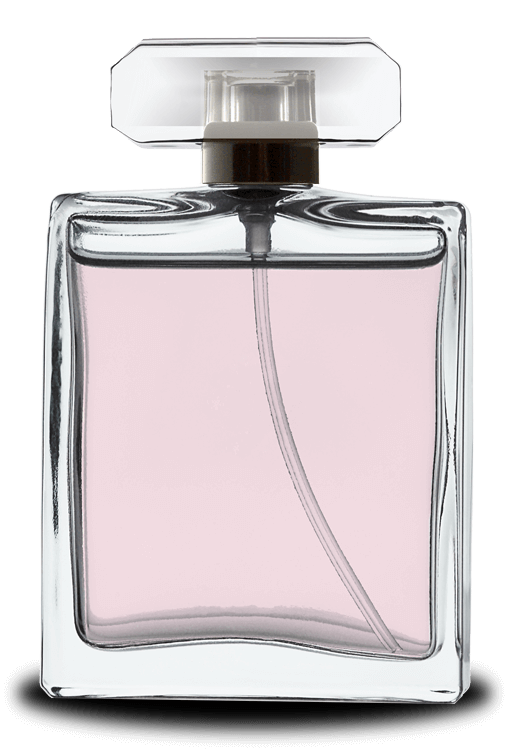 Parfumflasche fem modernefrau