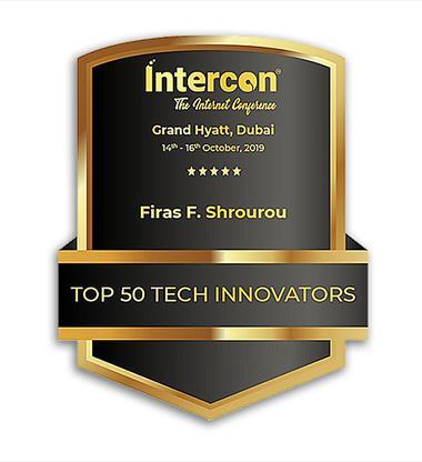 Top 50 Tech Innovators Award