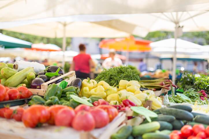 Les fruits et légumes : lesquels consommer en Avril ?
