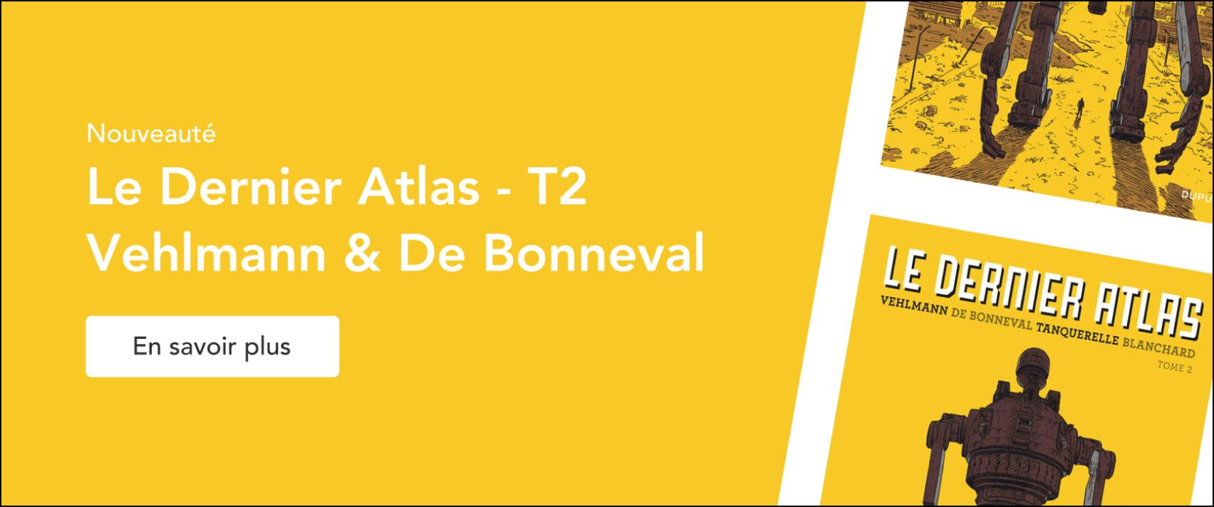 Le Dernier Atlas T2