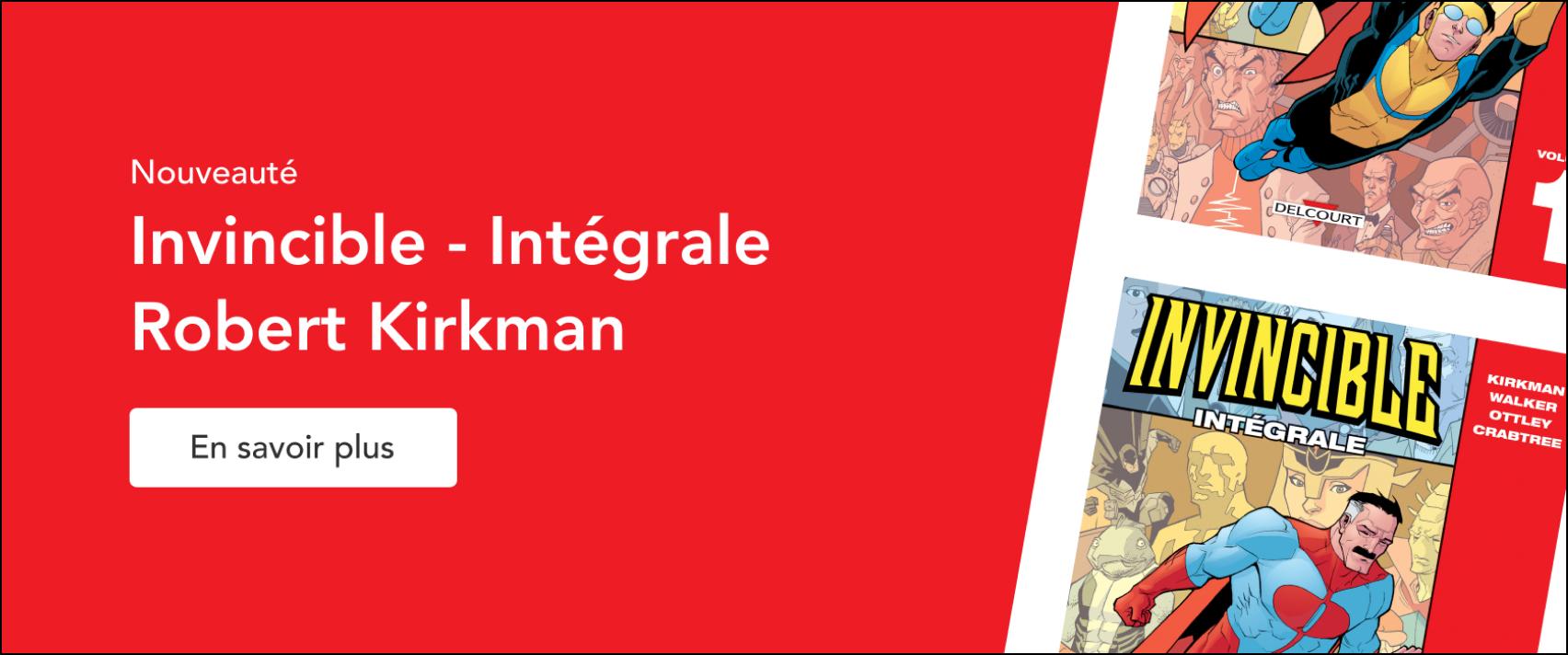 Invincible Intégrale