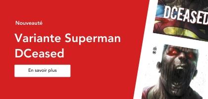 Variante Superman DCeased