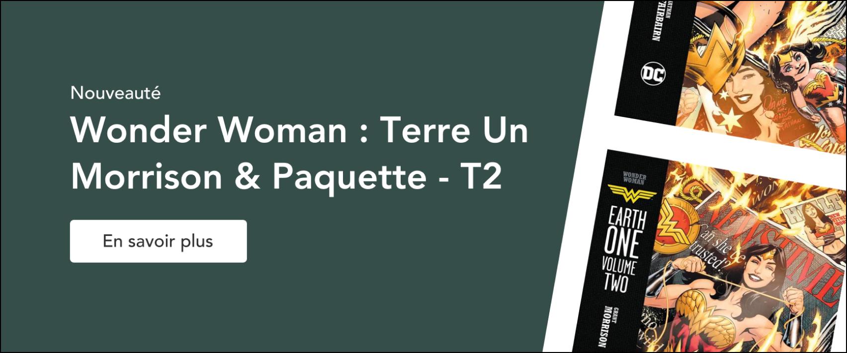 Wonder Woman T2