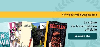Sélection  Festival d'Angoulême