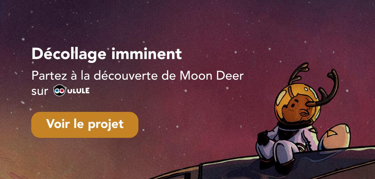 Moon deer ulule