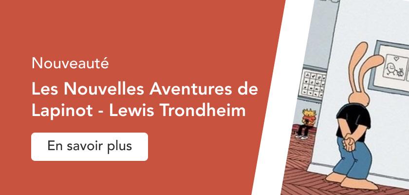 Les Nouvelles Aventures de Lapinot - Un peu d'amour