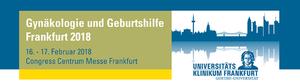 Kongress für Gynäkologie und Geburtshilfe Frankfurt 2018