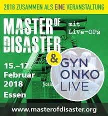 Master of Disaster & GYN ONKO LIVE