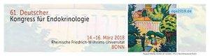 61. Deutscher Kongress für Endokrinologie