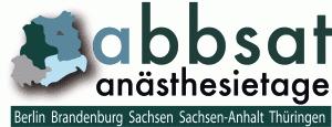 28. Anästhesietage Berlin, Brandenburg, Sachsen, Sachsen-Anhalt, Thüringen (abbsat)