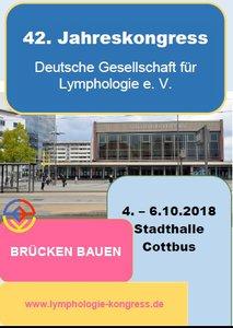 42. Jahreskongress der Deutschen Gesellschaft für Lymphologie e.V.