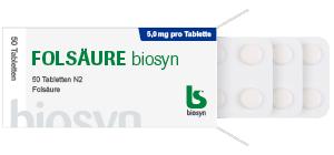 FOLSÄURE biosyn