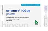 Gebrauchsinformation selenase® 100 µg peroral